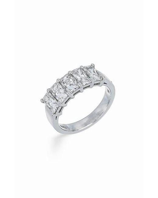Bony Levy | Metallic Diamond Ring (nordstrom Exclusive) | Lyst
