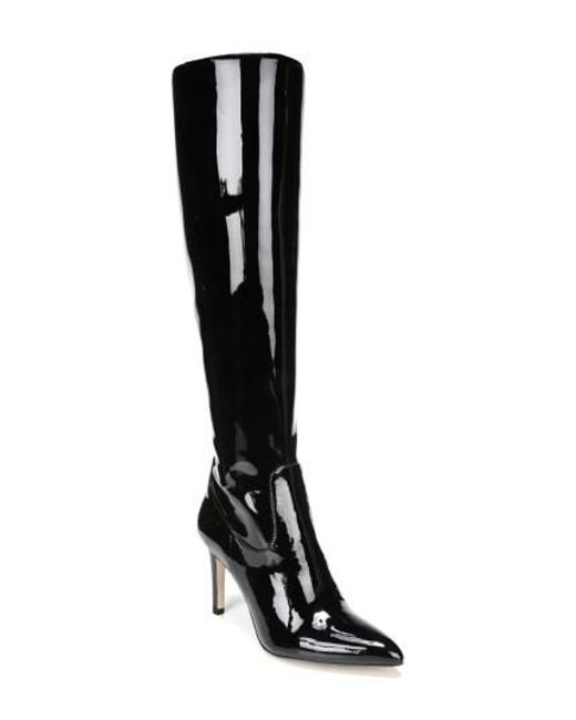Sam Edelman   Black Olencia Knee High Boot   Lyst