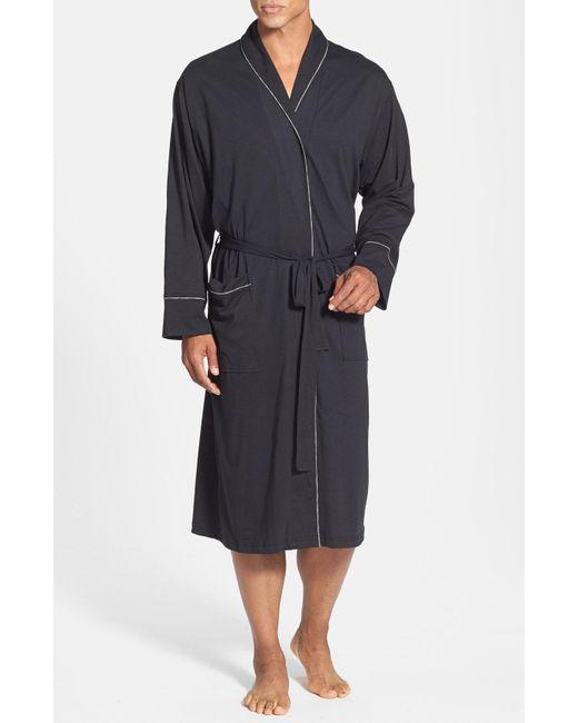 Daniel Buchler - Multicolor Peruvian Pima Cotton Robe for Men - Lyst