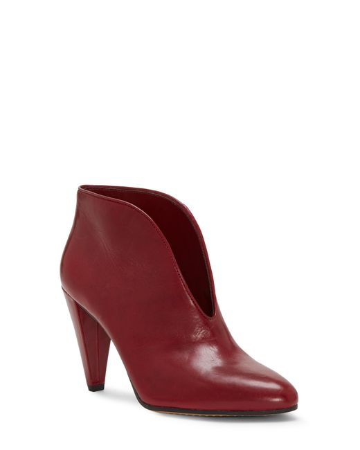 Vince Camuto - Red Eckanna Bootie - Lyst