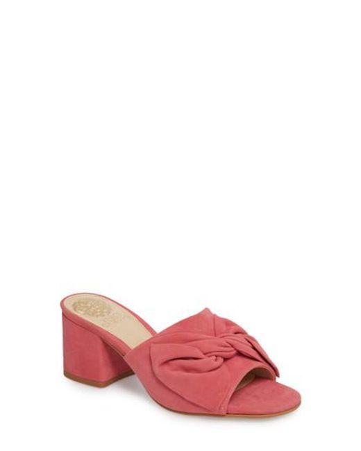Vince Camuto - Pink Sharrey Sandal - Lyst
