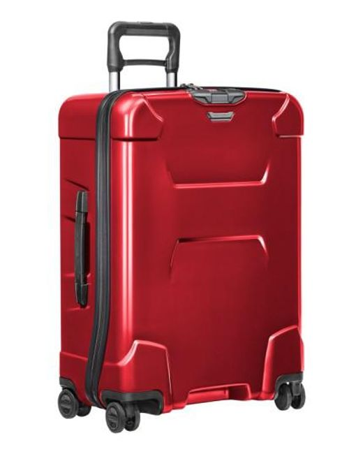Briggs & Riley | Red 'torq' Medium Wheeled Packing Case for Men | Lyst