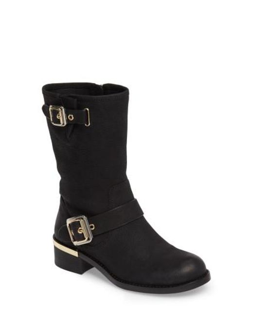 Vince Camuto | Black Windy Boot | Lyst