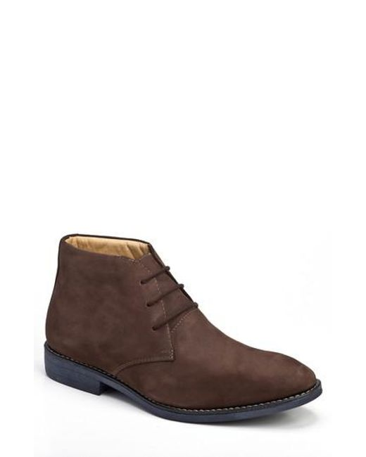 Sandro Moscoloni | Brown Nick Chukka Boot for Men | Lyst