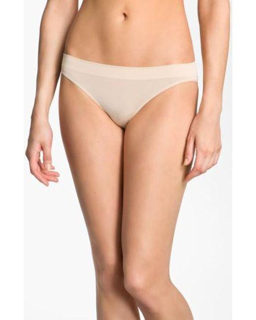 Wacoal | Natural 'b Smooth' Bikini | Lyst