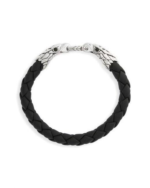 John Hardy - Metallic Legends Eagle Double Head Bracelet for Men - Lyst