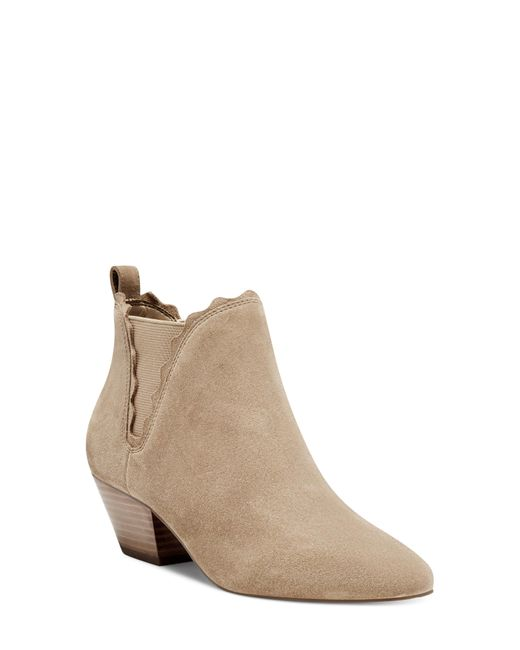 Sole Society Multicolor Candrah Bootie
