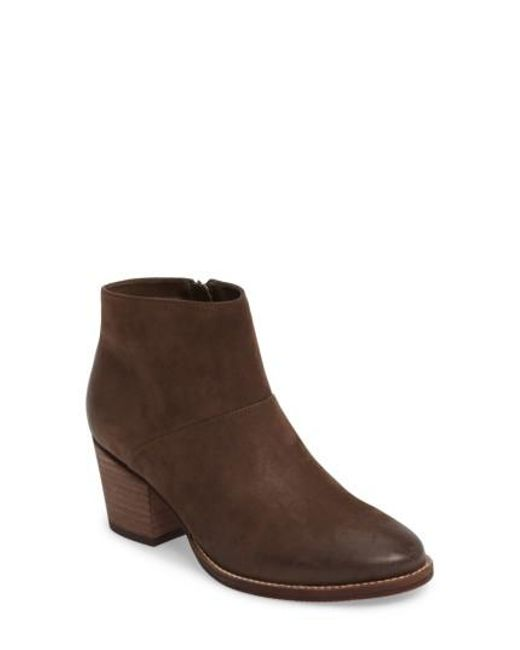 Blondo - Brown Nelli Waterproof Bootie - Lyst
