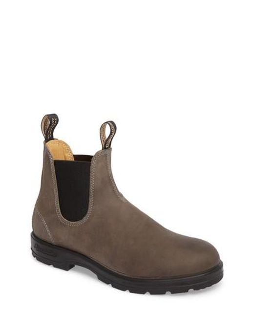 Blundstone | Black Footwear Chelsea Boot for Men | Lyst