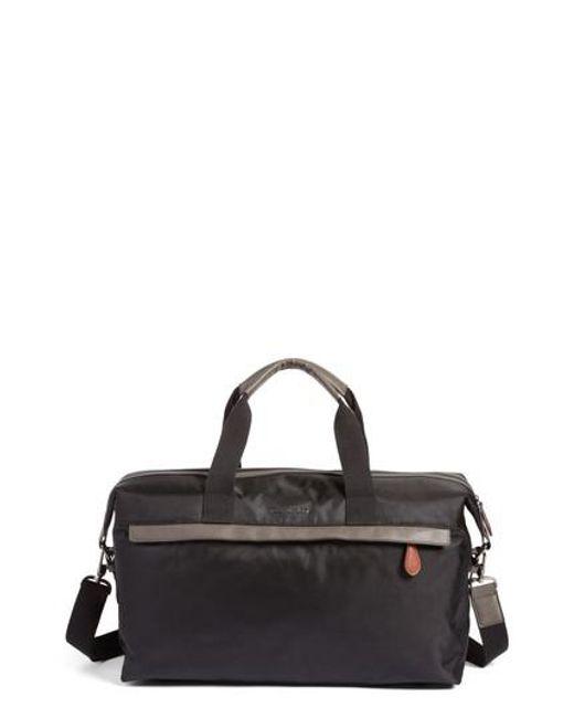 Ted Baker | Black Zeebee Duffel Bag for Men | Lyst