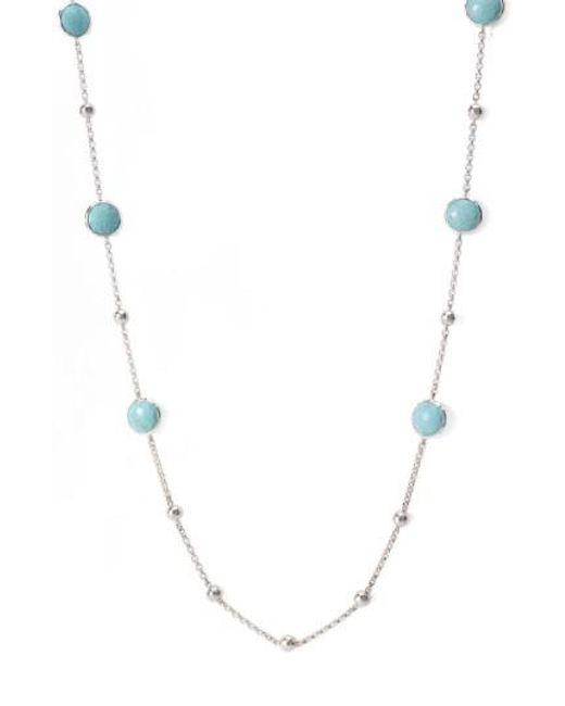 Ippolita   Metallic 'rock Candy - Mini Lollipop' Long Necklace   Lyst