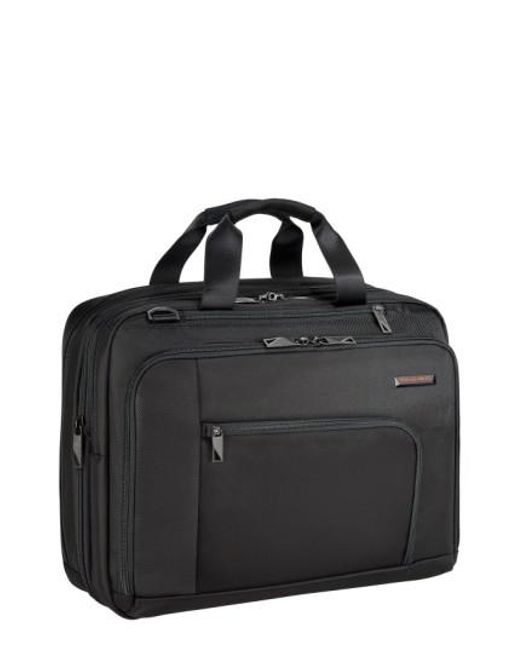 Briggs & Riley | Black 'verb - Adapt' Expandable Briefcase for Men | Lyst