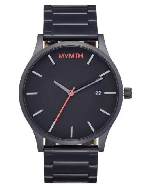 MVMT | Black Bracelet Watch for Men | Lyst