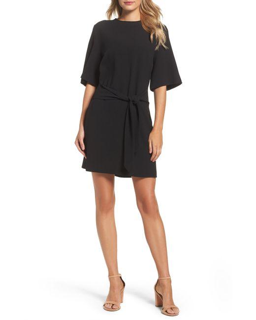 Felicity & Coco - Black Shift Dress - Lyst