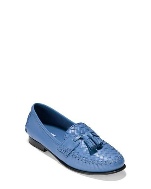 Cole Haan - Blue Jagger Loafer - Lyst