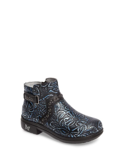 Alegria - Blue Zoey Ankle Boot - Lyst