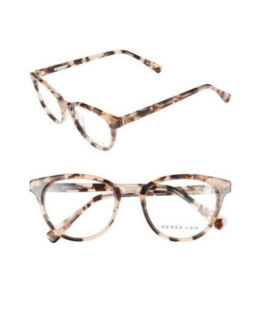 Derek Lam - Metallic 50mm Optical Glasses - Lyst