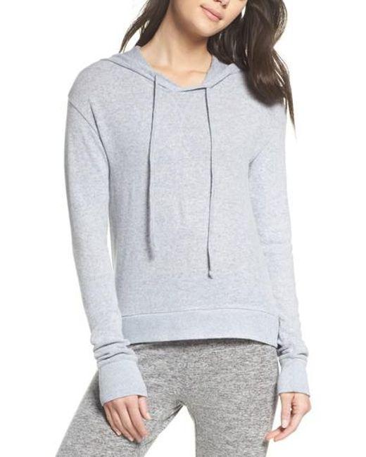 Make + Model - Gray Pullover Hoodie - Lyst