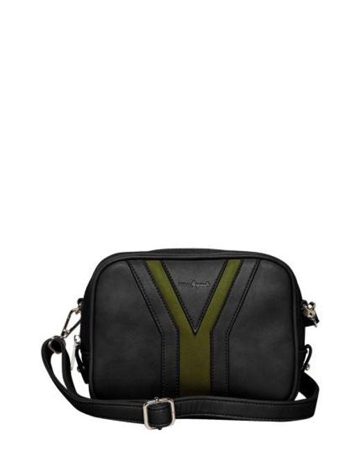 Urban Originals | Black Late Night Crossbody Bag | Lyst