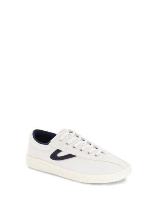 Tretorn   White 'nylite Plus' Sneaker   Lyst