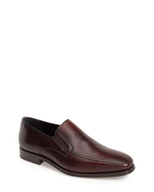 Magnanni Shoes | Brown 'antonio' Venetian Loafer for Men | Lyst