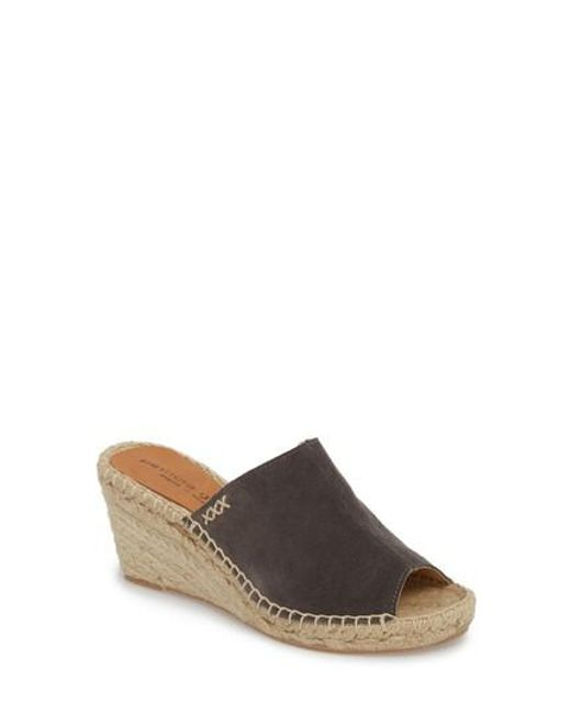 Patricia Green - Red Shen Espadrille Mule - Lyst