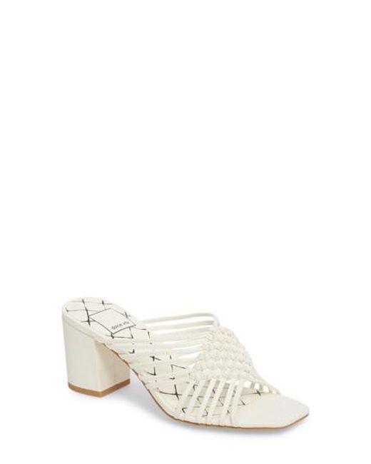Dolce Vita Women's Delana Knotted Mule Sandal eQxVR