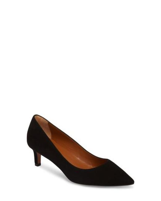 Aquatalia Marion Leather Pumps