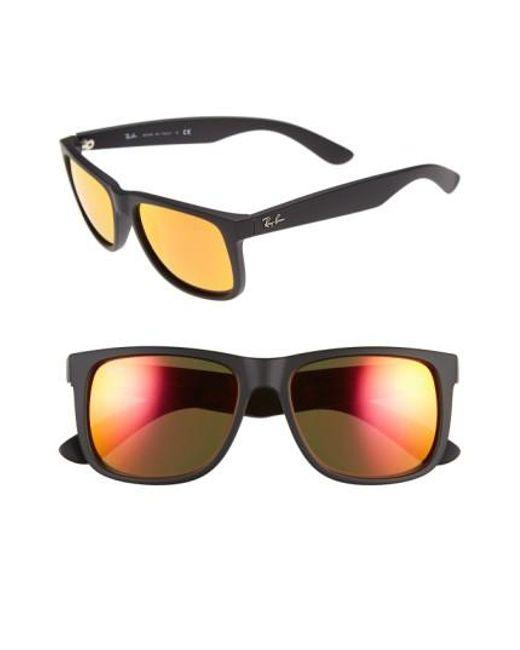 Ray-Ban - Black 54mm Sunglasses for Men - Lyst