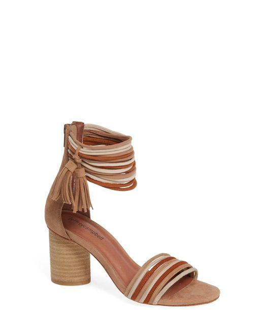 da0e8e26484 Women's Natural Pallas Ankle Strap Sandal