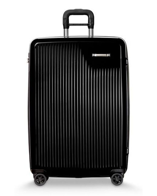 Briggs & Riley | Black Sympatico 30-inch Expandable Wheeled Packing Case for Men | Lyst
