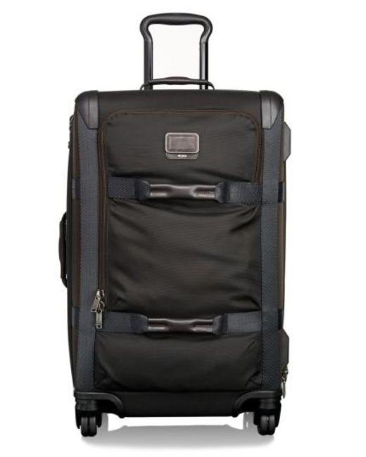 Tumi   Brown 'alpha Bravo - Henderson' Wheeled Short Trip Packing Case for Men   Lyst