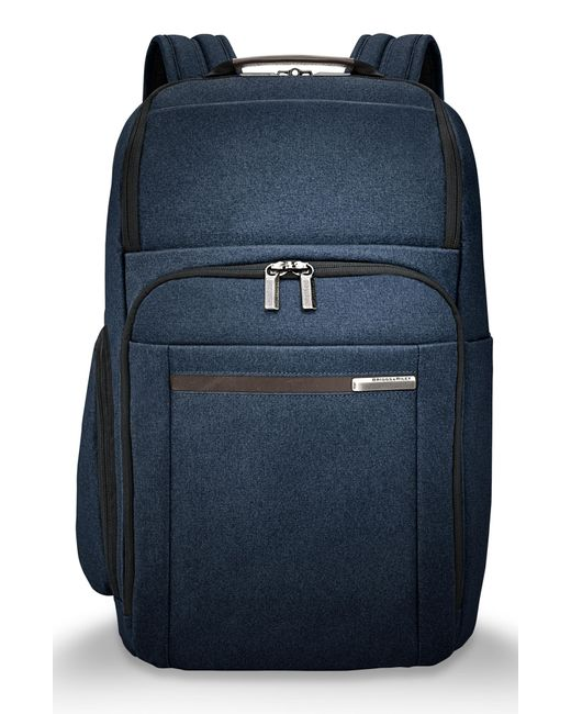 Briggs & Riley - Blue Kinzie Street Backpack for Men - Lyst