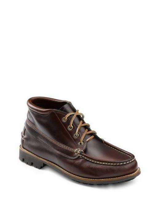 G.H. Bass & Co.   Brown Abbott Chukka Boot for Men   Lyst