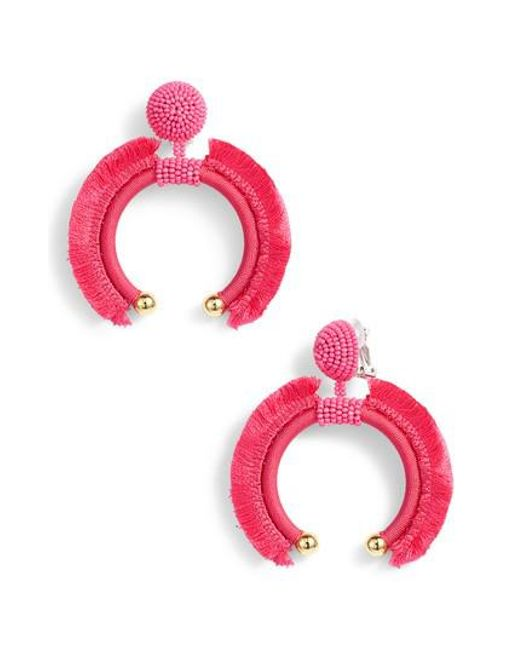Sachin & Babi Fleur Eclipse Earrings XX3tBe8q