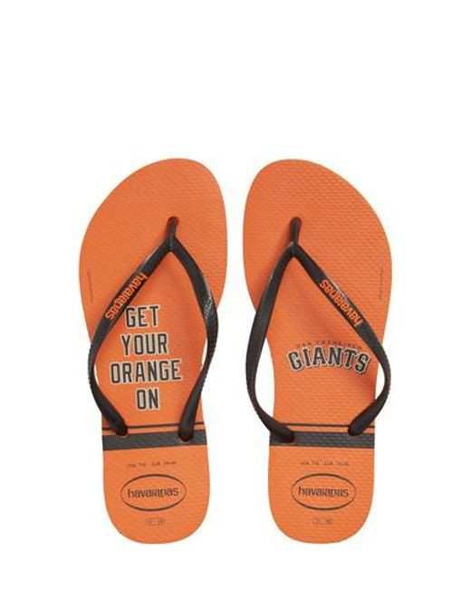 HavaianasSlim MLB Flip-Flops
