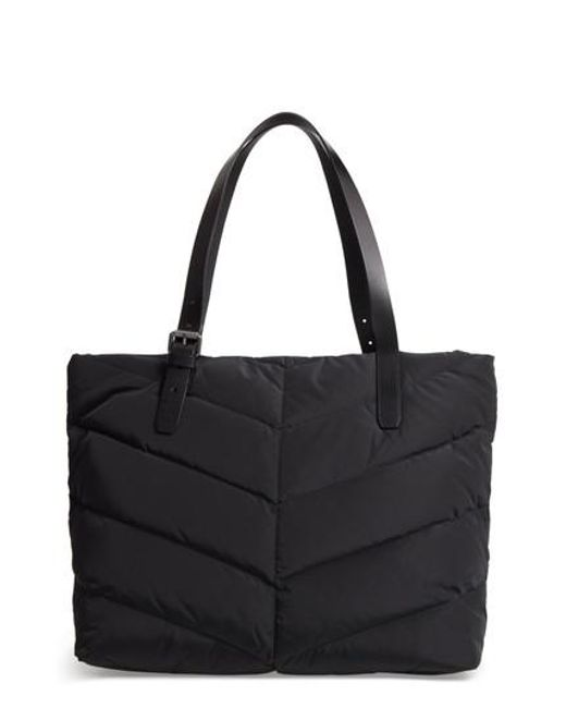 Mackage | Black Emmi Quilted Diaper Bag | Lyst