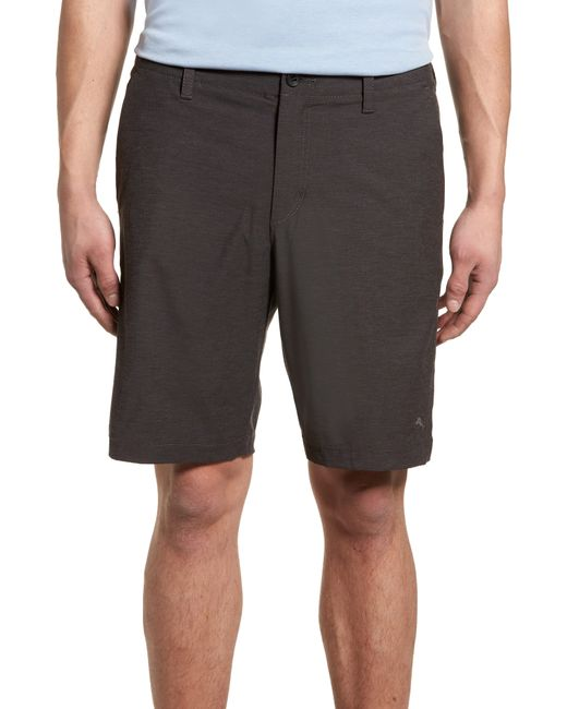 Tommy Bahama - Black Chip & Run Shorts for Men - Lyst