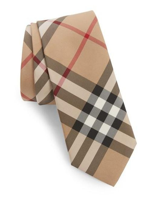 Pure Silk Woven Check Tie - Sales Up to -50% Tommy Hilfiger 7lKUF4