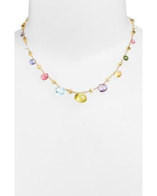 Marco Bicego - Metallic 'paradise' Collar Necklace - Lyst