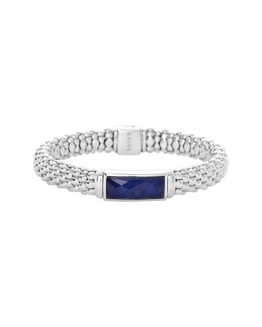 Lagos - Blue Maya Station Rope Bracelet - Lyst