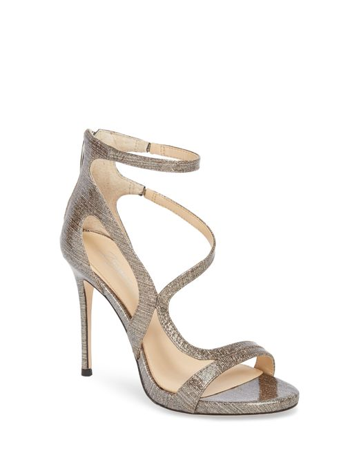 Imagine Vince Camuto - Metallic Demet Sandal - Lyst