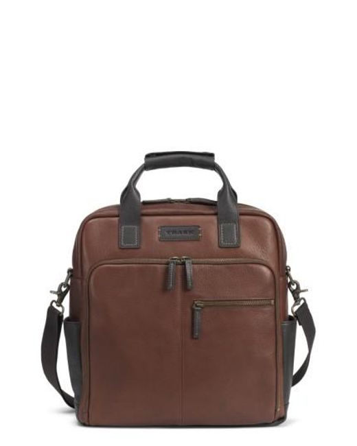 Trask | Brown Jackson Field Tote Bag for Men | Lyst