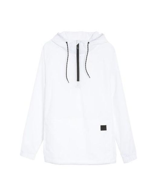 Imperial Motion - White Welder Nct Windbreaker for Men - Lyst