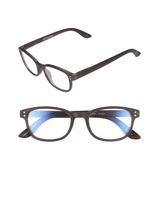 80831308b5 Corinne Mccormack - Black Colorspex 50mm Blue Light Blocking Reading Glasses  - Lyst