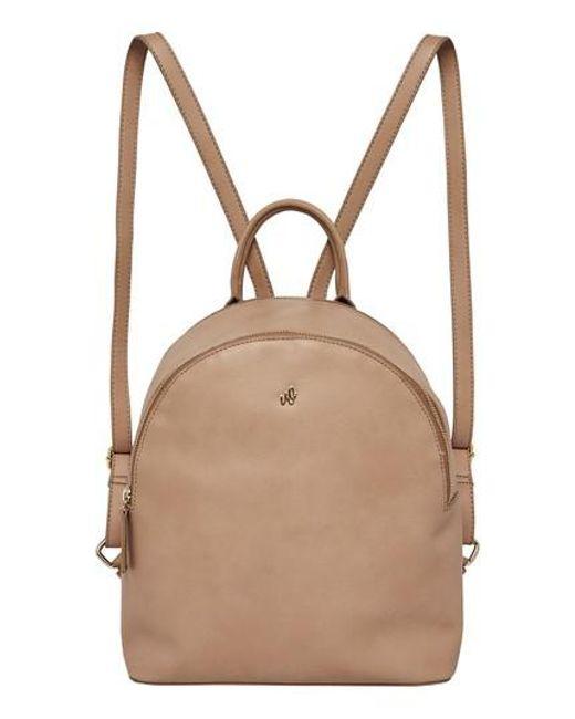 Urban Originals - Brown Magic Vegan Leather Backpack - Lyst