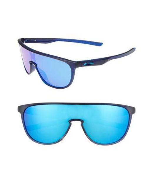 Oakley | Blue Trillbe 62mm Sunglasses for Men | Lyst