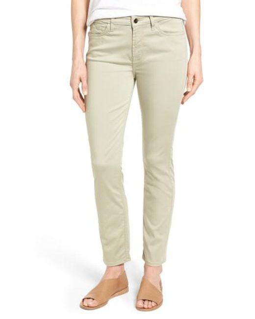 Jen7 - Multicolor Colored Stretch Ankle Skinny Jeans - Lyst