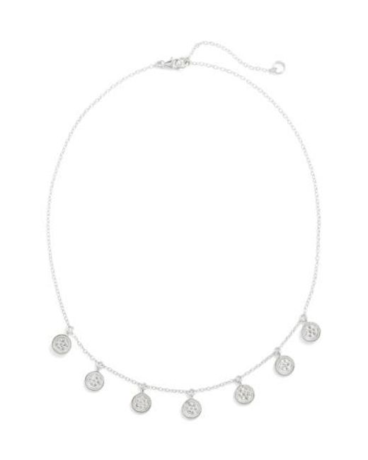 Anna Beck | Metallic 'gili' Charm Necklace | Lyst