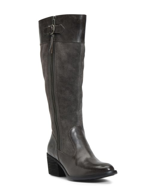 Born Gray Børn Uchee Knee High Boot